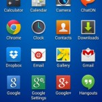 Menu_Samsung Galaxy Star Pro