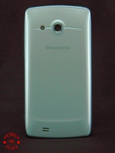 Panasonic T21 Back Panel Design
