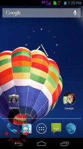 Home Screen_Panasonic T21