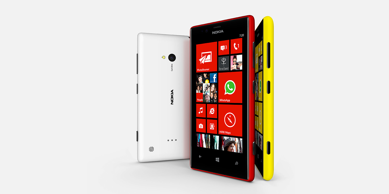 Nokia Lumia 720 Profile: Specifications, Price in India-
