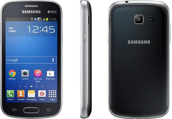 Samsung Galaxy Trend Duos Profile Specifications Price