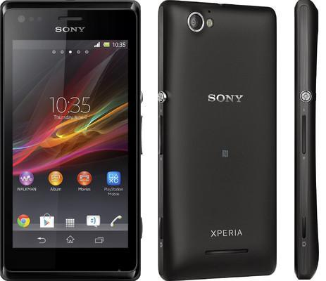 Xperia M Specification Sony Xperia M Dual Pro...