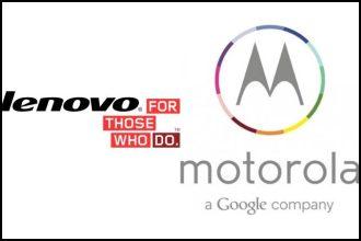 Lenovo is Buying Motorola